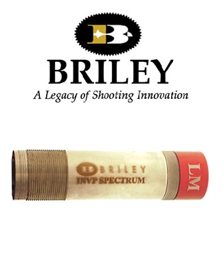 Choke Briley Invector Plus Spectrum
