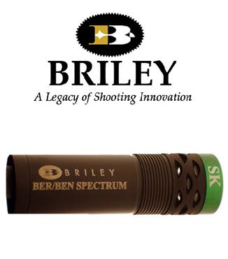 Choke Briley Mobilchoke Spectrum Ported Black Oxide