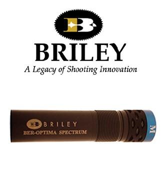 Choke Briley Optima Choke Spectrum Ported Black Oxide