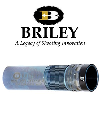 Choke Briley Optima Choke Titanium