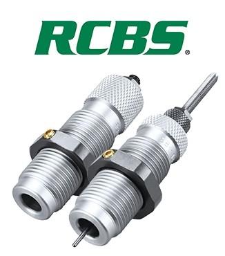 Dies de cuello RCBS Small Base - Dieset 2 Grupo A