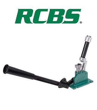 Empistonador de banco RCBS .50 BMG Bench Priming System