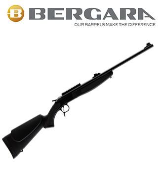 Rifle monotiro Bergara BA13 Standard con culata negra