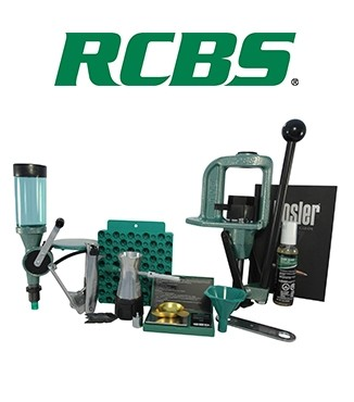 Kit de prensa RCBS Explorer Reloading Kit