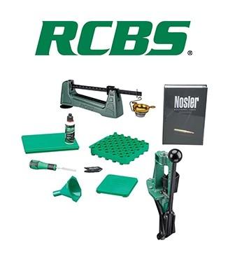 Kit de prensa RCBS Partner Reloading Kit