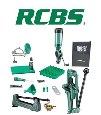 Kit de prensa RCBS Rock Chucker Supreme Master Reloading Kit