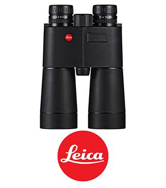 Prismáticos con telémetro Leica Geovid 15x56 HD