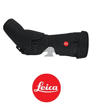 Funda Leica para telescopio Televid 65 en ángulo