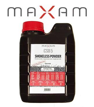 Pólvora Maxam CSB5 - 0.5 kg