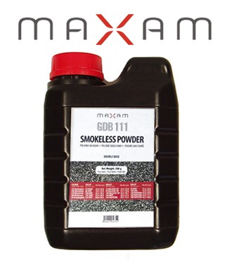 Pólvora Maxam GDB111 - 0.5 kg