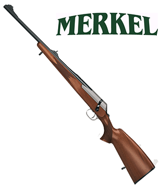 Rifle de cerrojo Merkel KR1 Standard calibre .30-06 Springfield