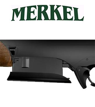Cargador Merkel SR1 de 2 cartuchos - Calibres mágnum
