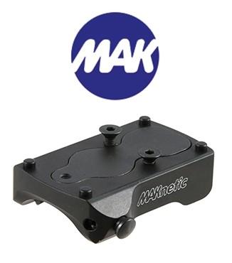 Montura Mak Maknetic para Docter sobre banda de 6mm