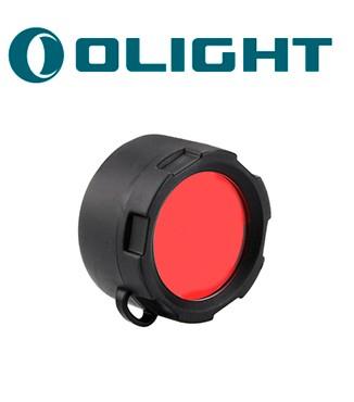 Filtro rojo Olight M21, M23