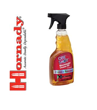 Limpiador de avancarga Hornady One Shot MZ Cleaner & Protectant