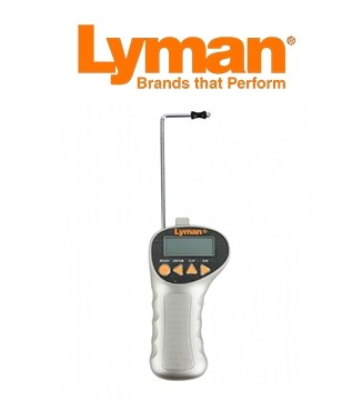 Pesa gatillos digital Lyman Digital Trigger Pull Gauge