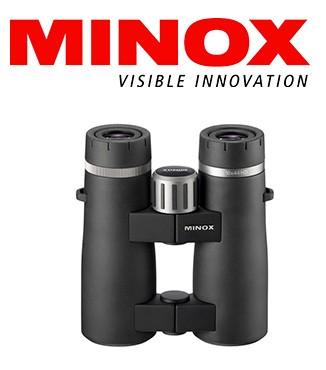 Prismáticos Minox BL 10x44 BR Comfort Bridge