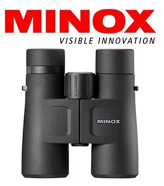 Prismáticos Minox BV 8x42 BR