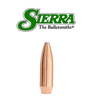 Puntas Sierra GameKing HPBT calibre  243 (6mm) - 85 grains