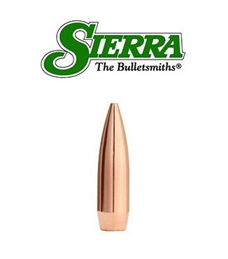 Puntas Sierra MatchKing HPBT calibre  323 (8mm) - 200 grains