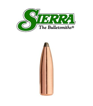 Puntas Sierra Pro-Hunter SPT calibre .25 (.257) - 100 grains