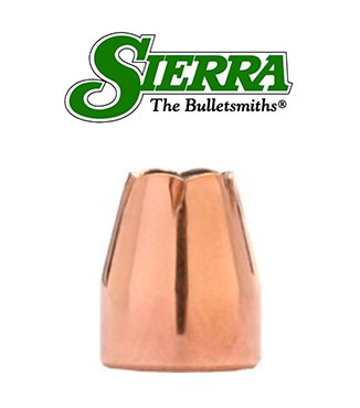 Puntas Sierra Sig Sauer V-Crown JHP calibre 9mm (.355) - 90 grains