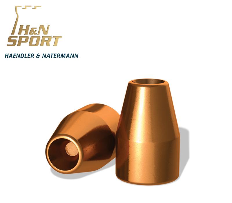 Puntas H&N HS HP 9mm (.356) - 115 grains 2000 unidades