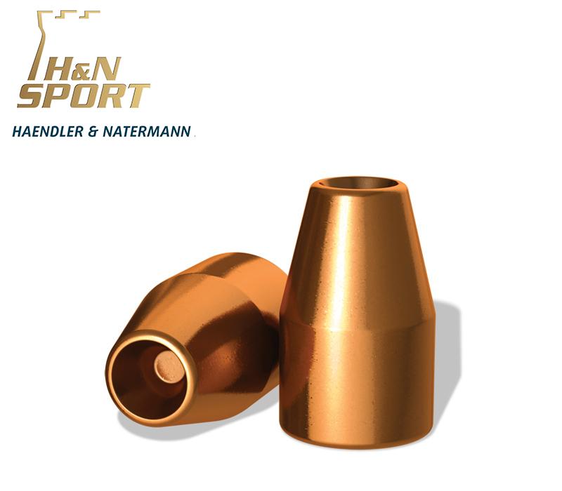 Puntas H&N HS HP 9mm (.356) - 125 grains 500 unidades