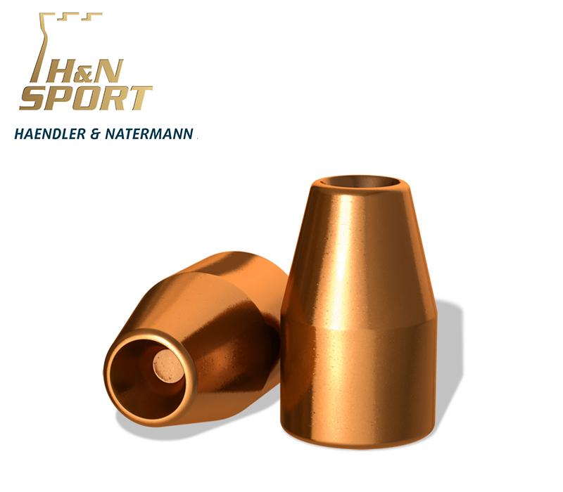 Puntas H&N HS HP 9mm (.357) - 127 grains 2000 unidades
