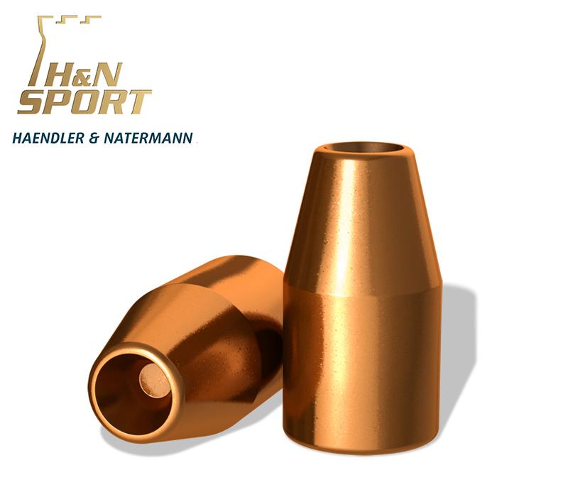 Puntas H&N HS HP 9mm (.357) - 147 grains