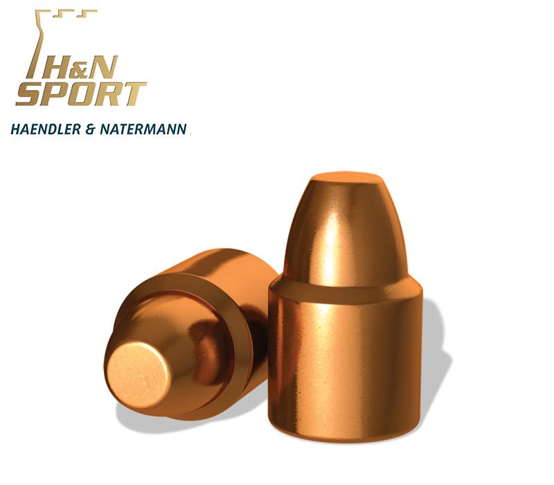 Puntas H&N HS SWC 9mm (.356) - 125 grains 2000 unidades