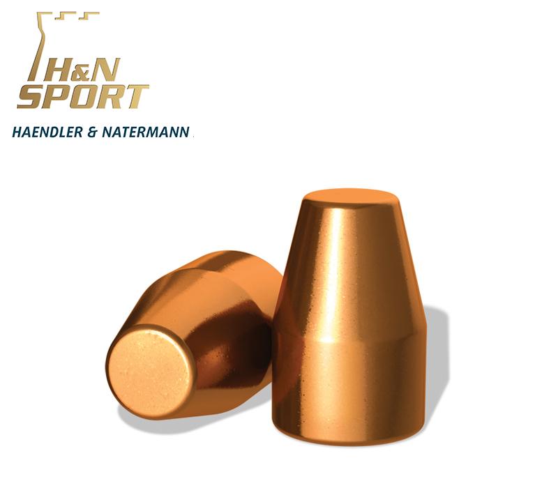 Puntas H&N HS TC 9mm (.356) - 125 grains 500 unidades