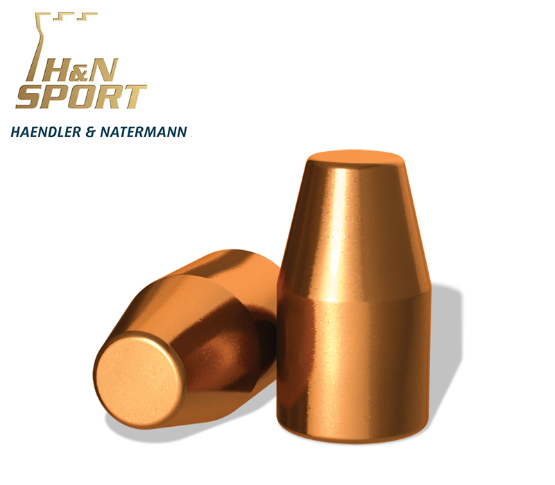 Puntas H&N HS TC 9mm (.356) - 145 grains 2000 unidades