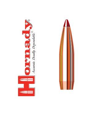 Puntas Hornady ELD Match calibre .308 - 225 grains