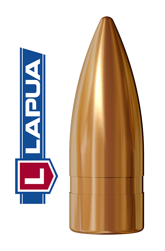 Puntas Lapua Full Metal Jacket calibre .311 - 123 grains 1.000 unidades