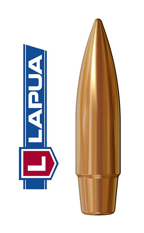 Puntas Lapua Full Metal Jacket D46 calibre .308 - 185 grains 1.000 unidades