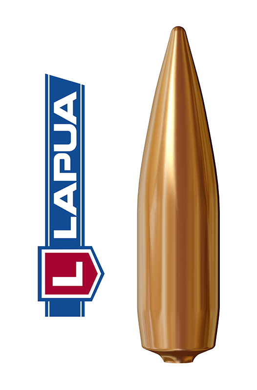 Puntas Lapua Lock Base calibre .308 - 170 grains