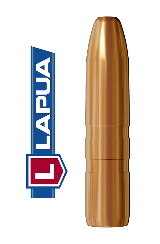 Puntas Lapua Mega calibre .264 (6,5mm) - 155 grains