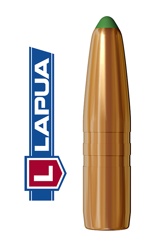 Puntas Lapua Naturalis .338 - 231 grains