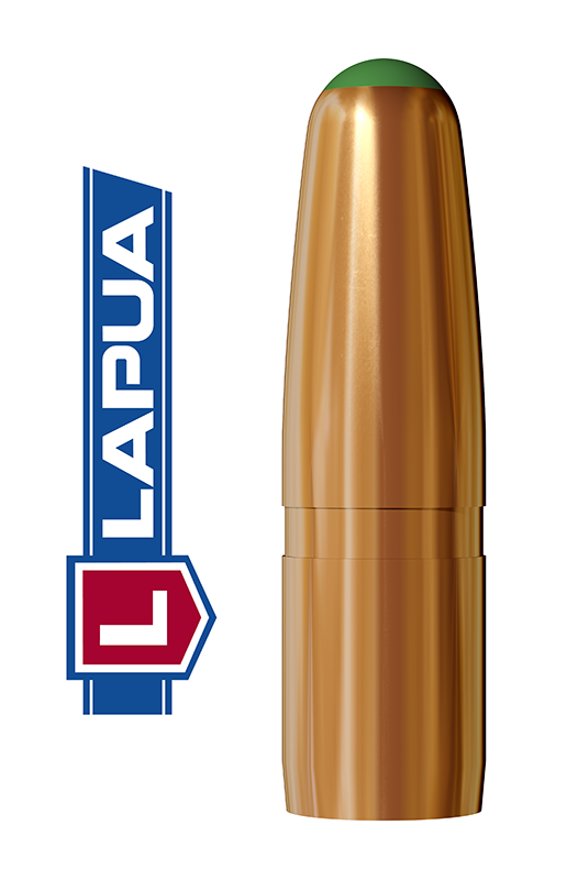 Puntas Lapua Naturalis calibre .323 (8mm) - 180 grains
