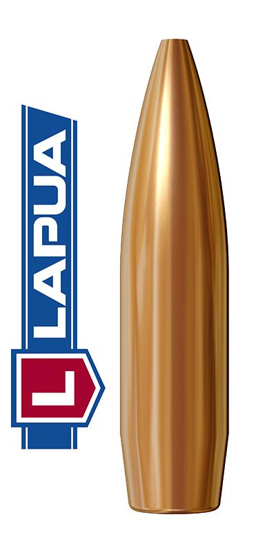 Puntas Lapua Scenar calibre .224 - 69 grains 1.000 unidades