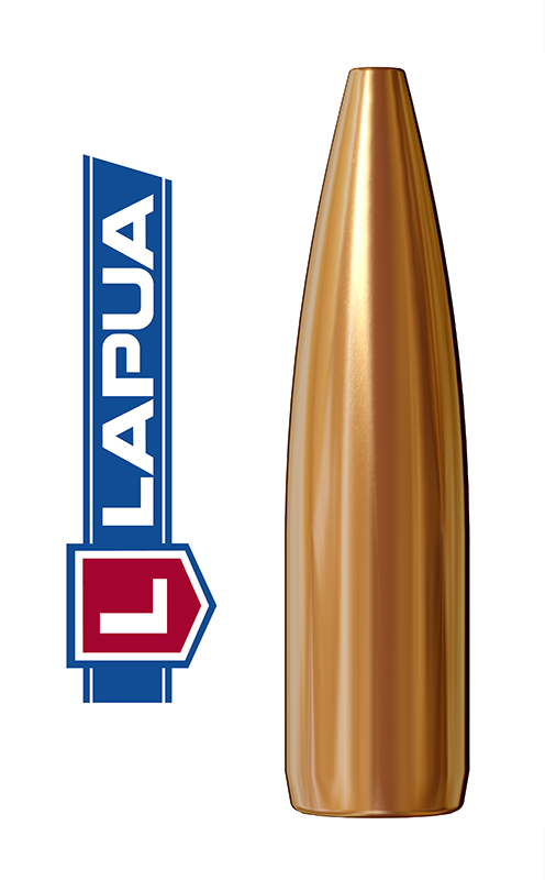Puntas Lapua Scenar calibre .264 (6,5mm) - 100 grains