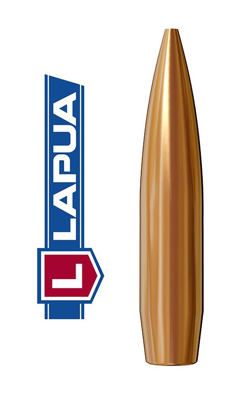 Puntas Lapua Scenar calibre .264 (6,5mm) - 139 grains