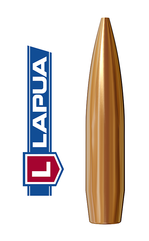 Puntas Lapua Scenar calibre .264 (6,5mm) - 139 grains 1.000 unidades