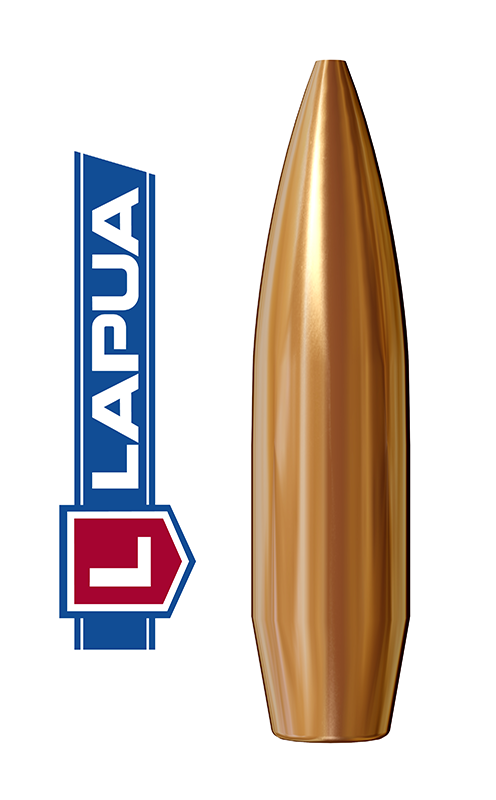 Puntas Lapua Scenar calibre .308 - 185 grains