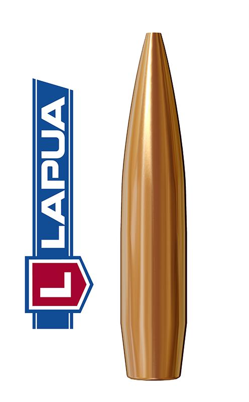 Puntas Lapua Scenar calibre .243 (6mm) - 105 grains