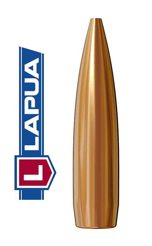 Puntas Lapua Scenar calibre .243 (6mm) - 90 grains 1.000 unidades