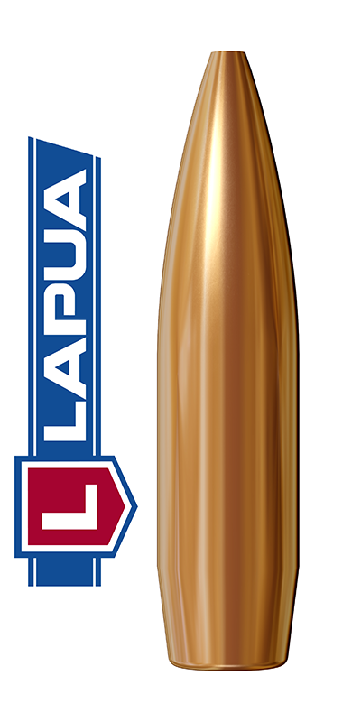 Puntas Lapua Scenar L calibre .224 - 69 grains 1.000 unidades