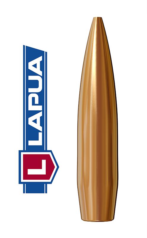 Puntas Lapua Scenar L calibre .264 (6,5mm) - 120 grains 1.000 unidades