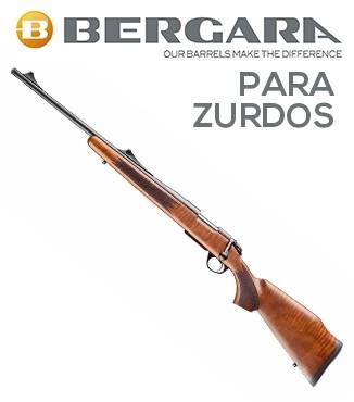 Rifle de cerrojo Bergara B14 Timber Zurdo